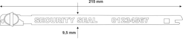 balloonseal mm - Metal strap seal