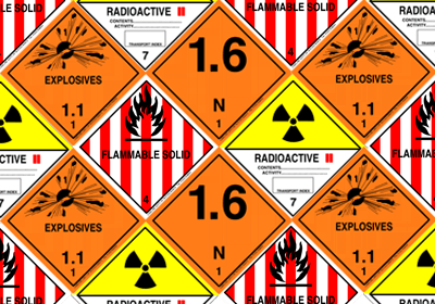 ТРАНСПОРТНЫЕ ПИКТОГРАММЫ HAZARD LABELS