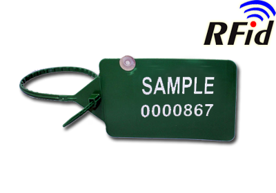 titan RFID, adjustable RFID plastic seal